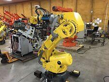Fanuc R2000iA 165F, Fanuc R2000, Fanuc Robot, ABB Robot, Welding Robot, Rj3ib