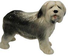 More details for coopercraft porcelain pottery old english sheepdog figure