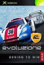 RACING EVOLUZIONE - MICROSOFT XBOX BY ATARI