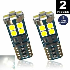 LUYED 2 X 730 Lumens 9-30v Canbus W5W 194 168 2825 Led Bulbs,White