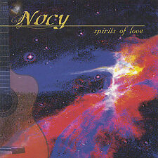 Nocy - Spirits of Love - CD (cmt)