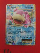 Pokemon Karte Lahmus Ex
