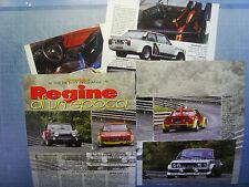 AUTO2000-RITAGLIO/CLIPPING/NEWS-2000- LE FIAT DA RALLY DEGLI ANNI 70