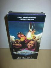 Quantum Leap - Field Trips With Pug And Zero (Vhs)