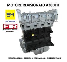 MOTORE REVISIONATO A20DTH OPEL INSIGNIA 2.0 CDTI 16V ASTRA ZAFIRA SAAB 9-5 PER