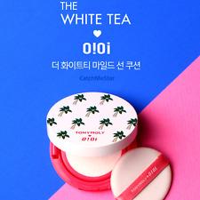 [Tony Moly] oioi Edition The White Tea Mild Sun Cushion 15g/0.52oz 1ea