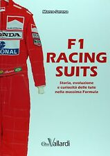F1 RACING SUITS - LIVRE NEUF