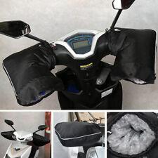 Waterproof Motorcycle Motorbike Scooter Gloves Handlebar Grip Muffs Hand Warmer
