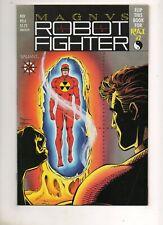 Magnus Robot Fighter #6 2ND APP RAI! SOLAR X-OVER! VF 8.0 Pre-Unity 1991 Valiant