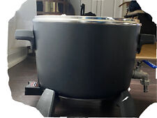 Wax Melter, Candle/Soap Oversized Electric Melting Pot w/adjustable Heating Dial