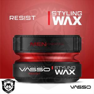 VASSO RESIST PRO-AQUA STYLING WAX  150ML - Edge Control