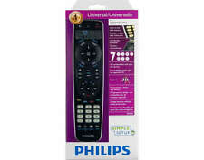 Philips 7 in 1 Universal Remote with Simple Setup SRP6207/27 (NEW)