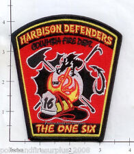 South Carolina - Columbia Station 16 SC Fire Dept Fire Patch Harbison Defenders