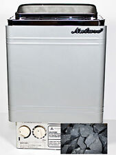 2KW 120V, Small Sauna Heater, Sauna Stove,Wet&Dry,Rocks included,Free Shipping