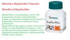 Himalaya Herbal Kapikachhu For Men Health Enhance Desire Quality 60 capsules