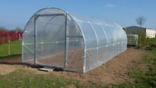 Greenhouse Plastic Cover Clear 6mil 4yr Poly Film 10-25 Widths x Various Lengths