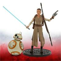 Star Wars: The Force Awakens Rey and BB-8 Elite Series Die Cast Action Figures