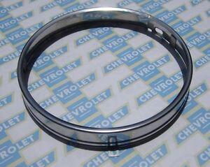 1965-1982 Chevrolet & GMC Headlight Bulb  Retaining Ring. Stainless Steel
