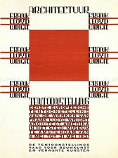 Architecture de l'exposition Frank Lloyd Wright Amsterdam Pays-Bas AD 1667pylv