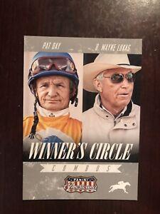 2015 Americana Winner's Circle Combos #5 - Pat Day/D. Wayne Lukas