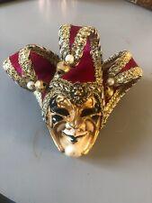 Mini Masque Venitien La Maschera Del Galeone Venise
