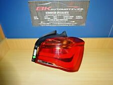 GENUINE BMW 1 SERIES LCI F20, DRIVERS SIDE REAR OUTER BODY LIGHT, 7359018