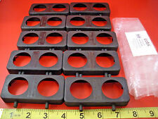 Icotek 43610 Lot of (10) Cable Entry Housing Caps Grommet KEL-AD 16-A New