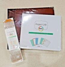 Beginning Scrapbook Kit Beginner - NEW Project Life Jade Becky Higgins