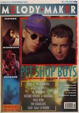 Pet Shop Boys Gumball Seal Telescopes L7 Swervedriver Sisters of Merc magazine