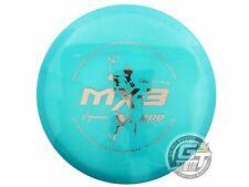 New Prodigy Discs Le 2020 500 Mx3 177g Aqua Gray Foil Midrange Golf Disc