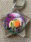 Vintage Keychain Souvenir Atlanta Georgia
