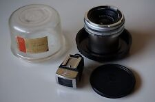 Carl Zeiss Biogon 21mm f4.5 Contarex, excellent condition