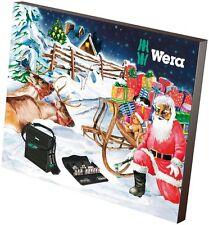 BRAND NEW INTO UK ! Wera Tools Advent Calendar 2017 Set 34 Piece Tool Kit !