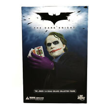 DC Direct The Joker Batman Dark Knight Heath Ledger Deluxe Figure 1:6 Scale 2008