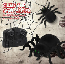 Kid's RC Spider Climb Wall RC Car Prank Scary Wall Climbing Remote Control Toys