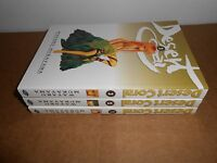 Desert Coral Vol. 1-3 Manga Graphic Novel Book Lot in English
