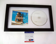 Matt Berninger The National Signed Autograph Self Titled Framed CD PSA/DNA COA