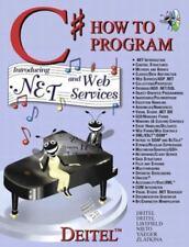 C# How to Program by Harvey M. Deitel, J. Paul, Tem R. Nieto, Jeffrey A. Listfie