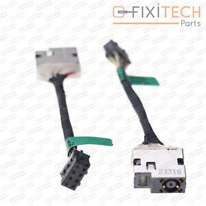 DC-IN Power Jack Socket Connector HP P/N: 730932-SD1