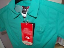 BNWT LADIES DESIGNER THE NORTH FACE HYDRY POLO SHIRT RRP £50 UK XS (6/8)