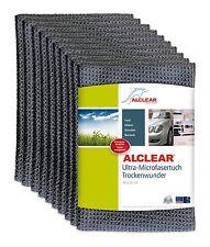 ALCLEAR® 10-er Set Ultra-Microfasertuch TROCKENWUNDER Maxi grau 820901M
