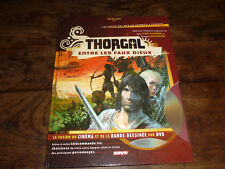 LIVRE BD DVD EO 2005 THORGAL ENTRE LES FAUX DIEUX