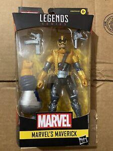 Hasbro Marvel Legends Series Maverick Action Figure Strong Guy Wave X-Men