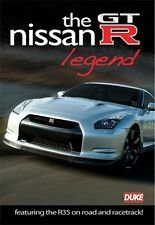 The Nissan GT-R Legend  (New DVD) Featuring the R35 on Road & Racetrack Skyline