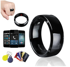 Smart NFC Ring for IOS Android Windows Mobile Phone Magnetic Multifunctional Fin