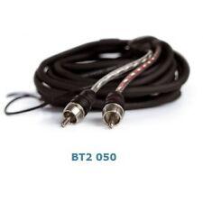 Connection AUDISON bt2 050 - 2-Canali RCA 50 cm Stereo RCA Cable 50cm