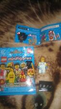 Lego Blind bag doctor, with Playmobil Zookeeper and lot of accessories and more.