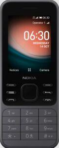 Nokia 6300 4G/LTE NEUWARE 4GB charcoal gray Dual SIM Micro SD Händler Rechnung