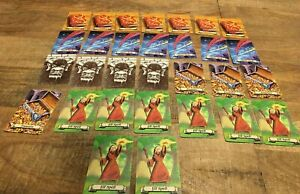 Hero Quest HeroQuest Barbarian and Elf Quest cards spares - pick yours