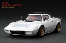1:43 HPI DIECAST #8068 Lancia Stratos HF White